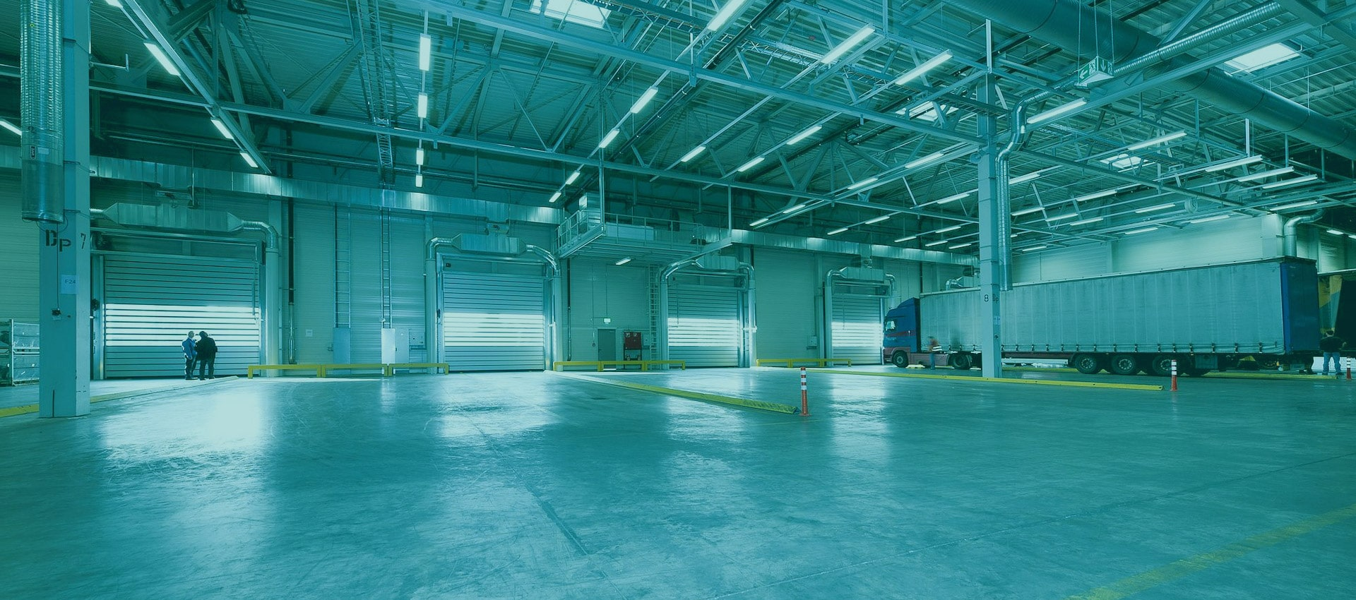 Monitoring warehousing, logistics spaces