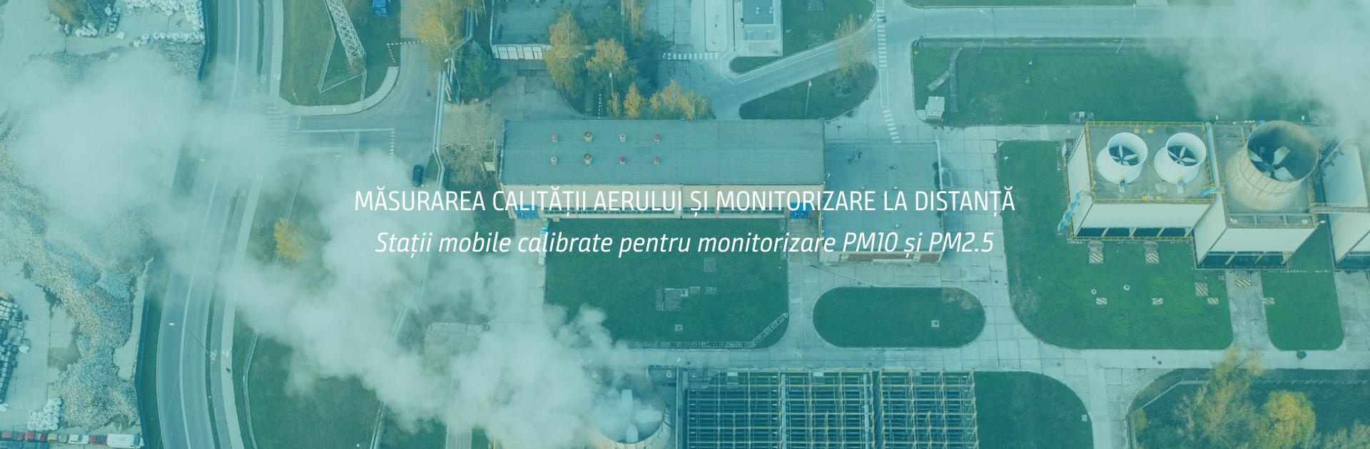 Monitorizare PM10